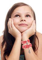 Cute kiddies bracelets from Lumela afrika - 9616