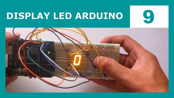 En el tutorial de hoy aprenderemos a usar un display LED de 7 segmentos con Arduino. Veremos cómo se conecta y cómo controlarlo usando nuestro código. Nuestr...