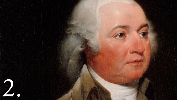 John Adams 1797-1801. John Adams, a remarkable political philosopher, served as the second President of the United States (1797-1801), after serving as the first Vice President under President George Washington.