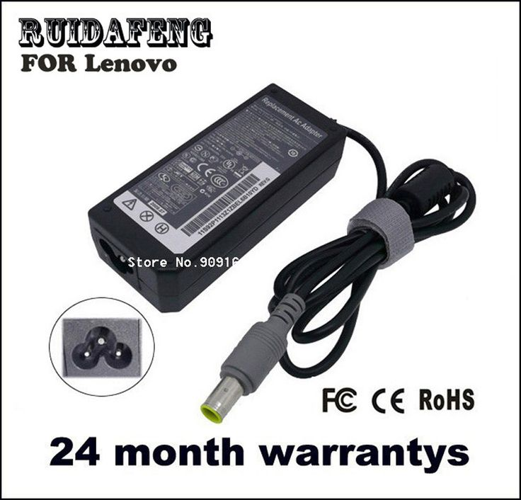 65W 20V 3.25A Power AC Adapter Supply Laptop charger for IBM Lenovo ThinkPad X200 X300 R400 R500 T410 T410S T510 SL510 L410 L420