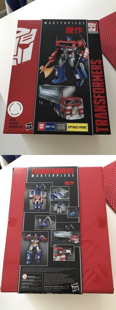 Transformers and Robots 83732: Sdcc 2017 Transformers Optimus Prime Masterpiece Mp-10 Toys R Us Exclusive -> BUY IT NOW ONLY: $250 on eBay!
