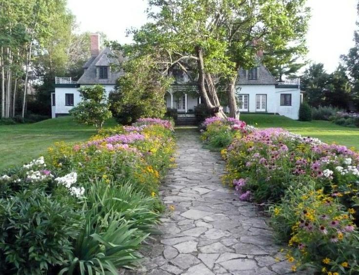 Stephen Leacock Home in Orillia, Ontario