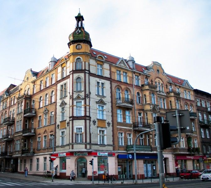 Kamienica Suwalskich w Poznaniu