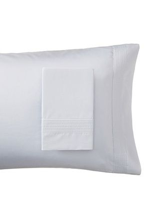 53% OFF DownTown Co. Set of 2 Paris II Pillowcases, Blue, King