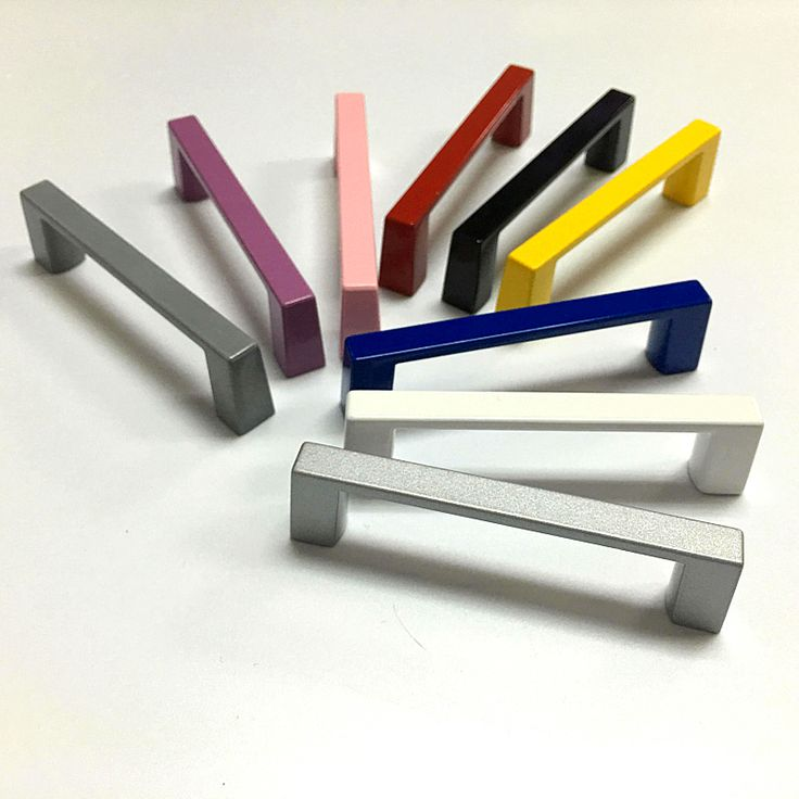 Find More Handles & Knobs Information about New arrival Zinc alloy Door Handles Cabinet Cupboard Drawer Wardrobe Pull Furniture Handle Candy Color CC 76mm,High Quality candy heel,China handle trim Suppliers, Cheap candy wood from Fairy Tale House on Aliexpress.com