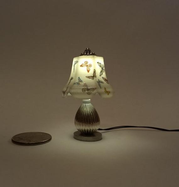 Dollhouse Miniature Erflies Themed