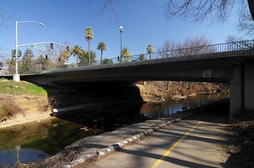 Bear Creek Merced California