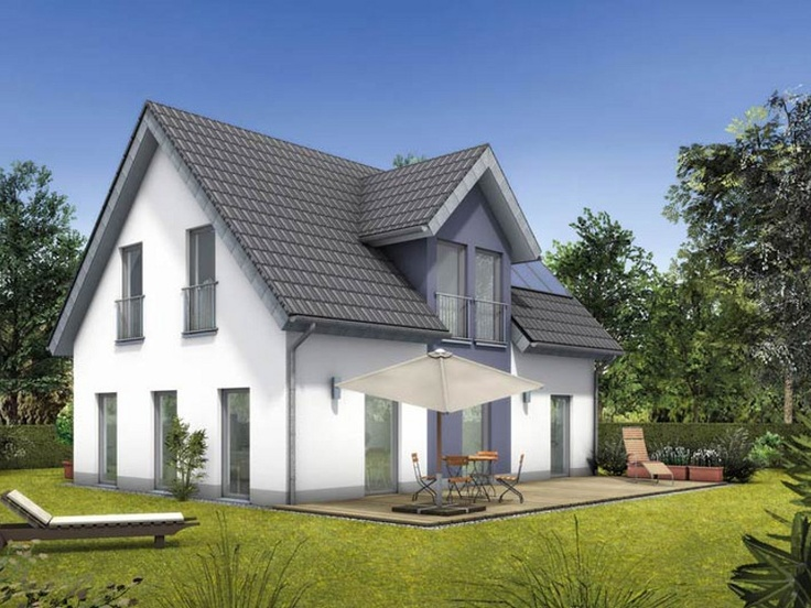 27 best hausfassade images on pinterest house facades build house and building homes. Black Bedroom Furniture Sets. Home Design Ideas