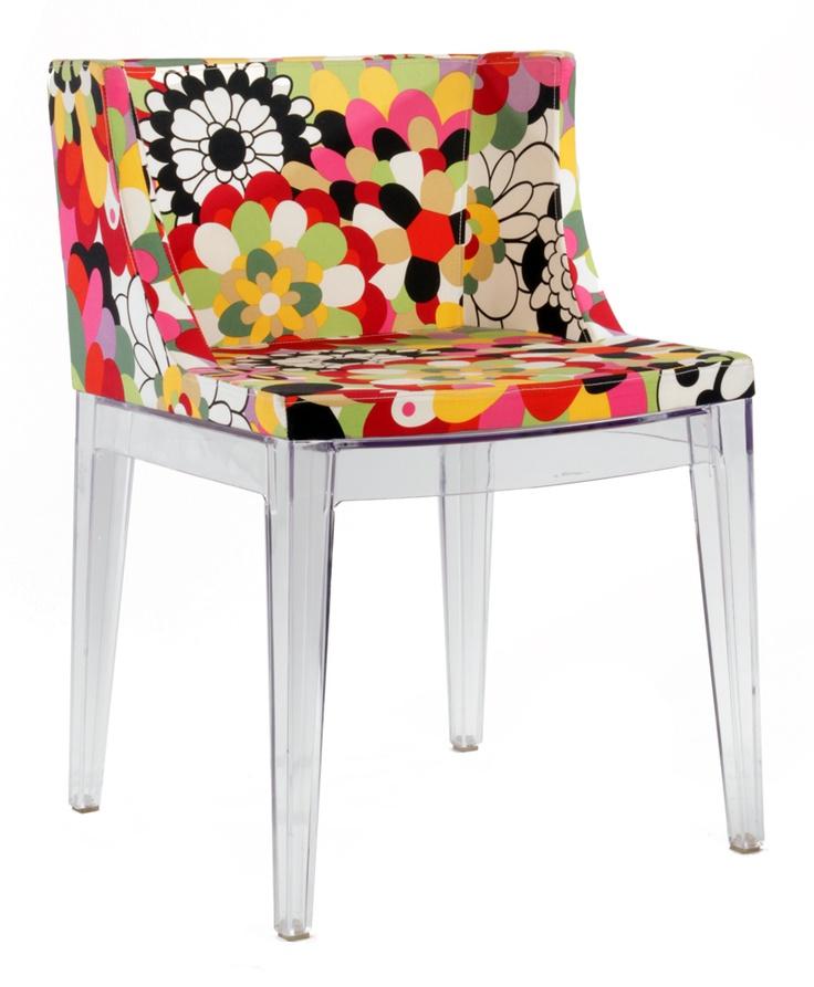Replica Philippe Starck Mademoiselle Chair by Philippe Starck - Matt Blatt