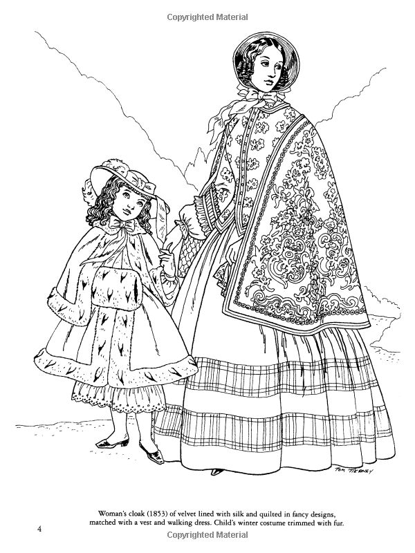 historic coloring pages - photo#29
