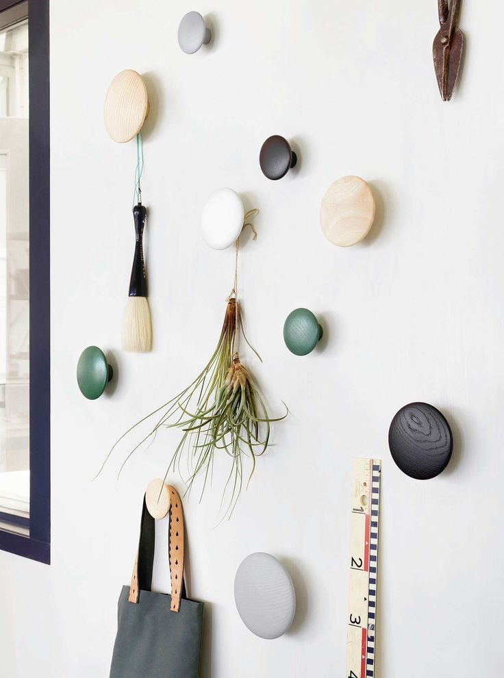 Wall Hooks D&eacutecor