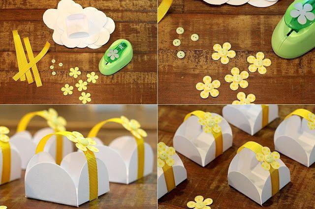 Fazendo em casa: 10 modelos de embalagens para doces - Amando Cozinhar - Receitas, dicas de culinária, decoração e muito mais!