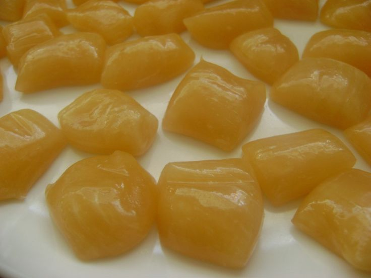 Honey Candy - I want to be brave enough to try and make these!!