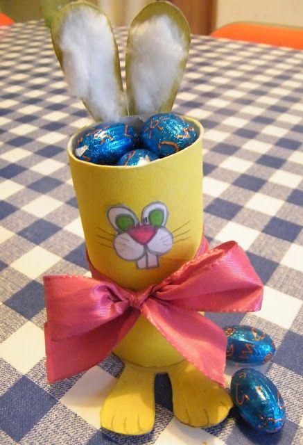 C'era una volta: Lavoretti di Pasqua fai da te... a tutto riciclo! (Terza Puntata)