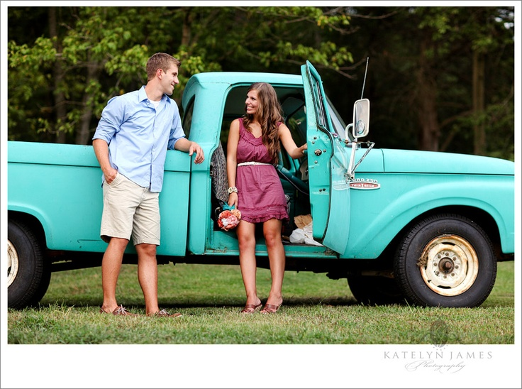 I so want an old truck!!