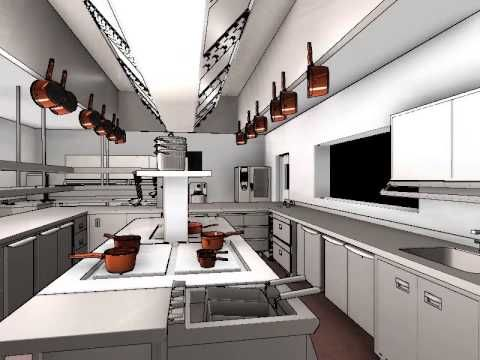 10 best images about commercial kitchen setup in bangalore for Professional kitchen design