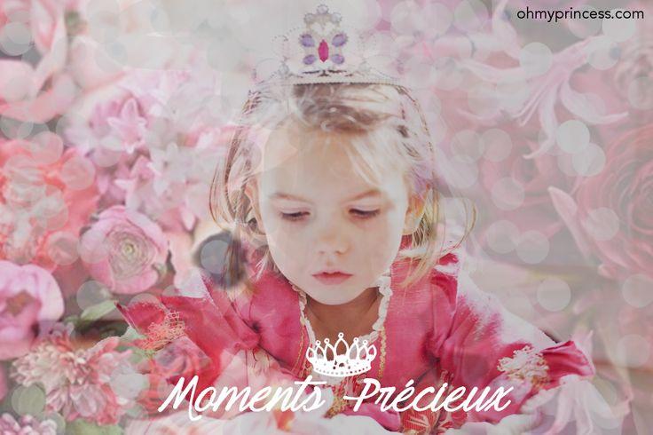 Oh My Princess c'est des moments précieux à partager et à garder en souvenir longtemps.