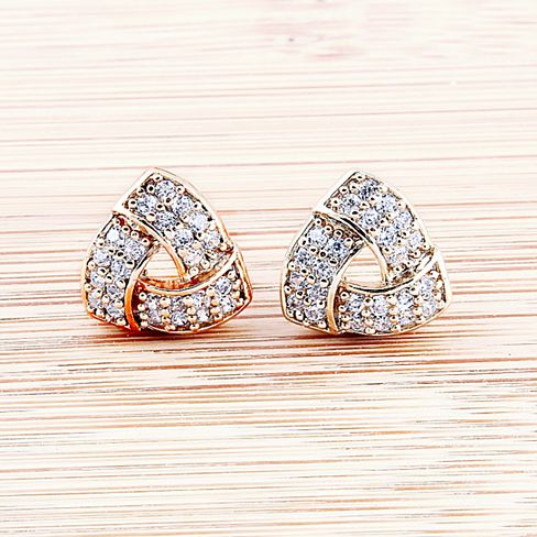 Modern Chic.. Rare and Different Earrings ..