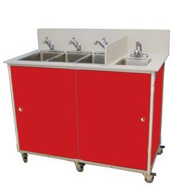 1000 ideas about portable sink on pinterest basins sinks and beauty salon equipment - Portable sink lowes ...