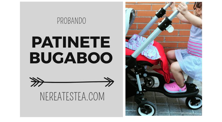 ¿Buscas la manera de llevar dos niños y un carro? ¿Conoces el patinete Bugaboo? Después de probarlo durante meses en casa, ya puedo dar mi opinión.  #bugaboo #patinete #opiniones #review