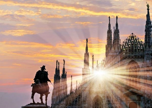 13-Day Europe Tour Package: Italy - France - England - Scotland
