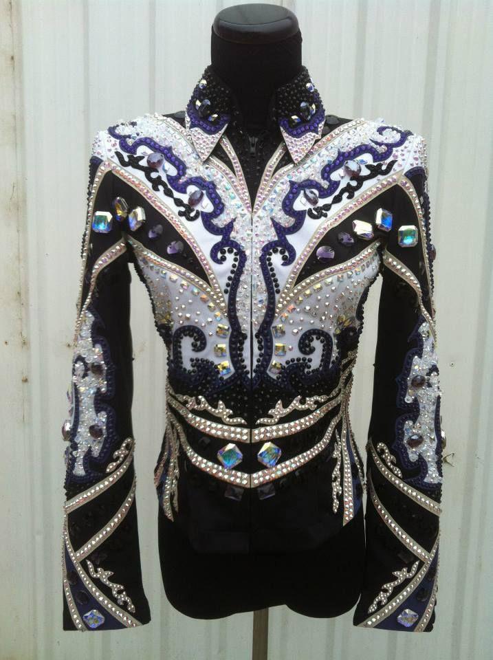 Western pleasure clothes