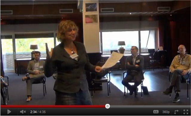 Ontwerpen van bijeenkomsten waar interactie en ontmoeting centraal staan | Faciliteren van dialoog | Large group Interaction | Open Space begeleiding