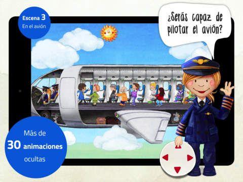 Un pequeño aeropuerto interactivo con muchas historias por contar ( 2,99€)