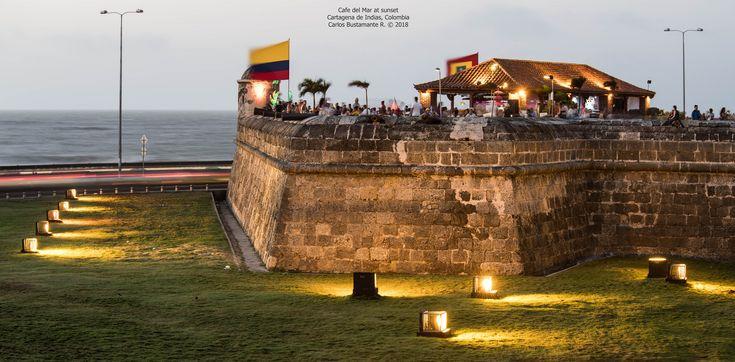 https://flic.kr/p/22Vsciy | Cafe del Mar at sunset