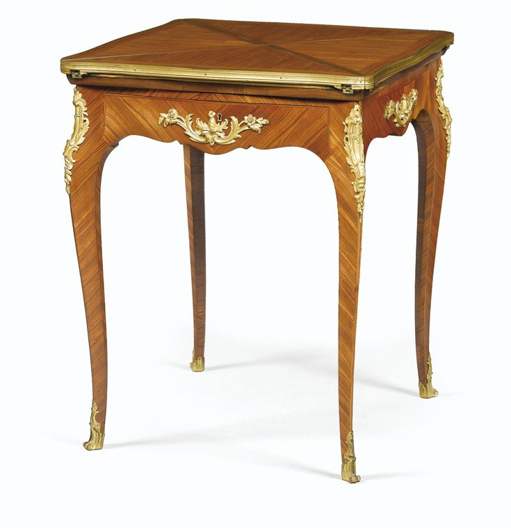 310 best epok images on pinterest bronze auction and - Table de chevet louis xv ...