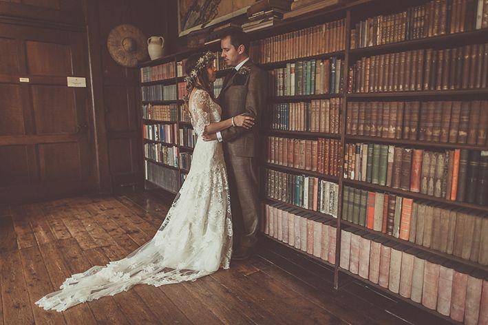 YolanCris |Emma and David. Romantic Vintage wedding style  #YolanCris #realbrides #realweddings #bridestyle #wedding #inspiration #weddinginspiration #bride