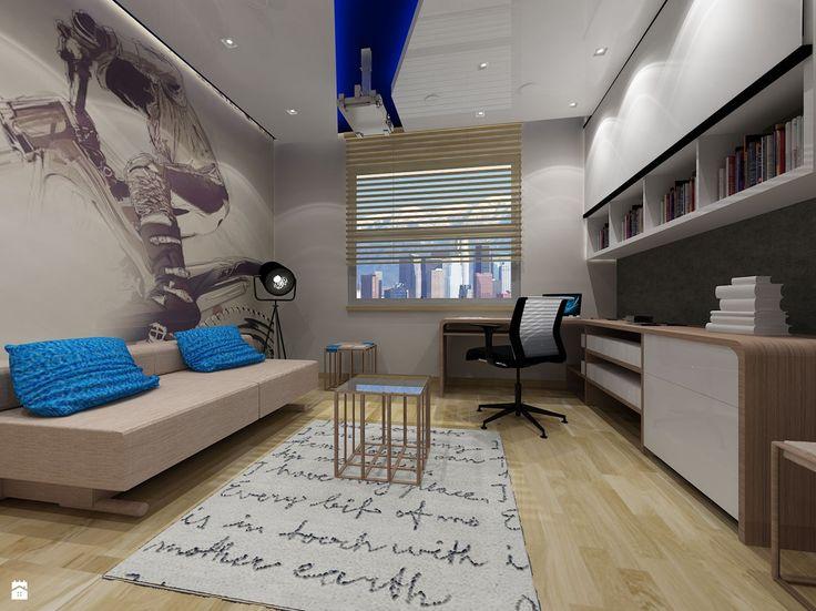 Pokój dziecka styl Nowoczesny - zdjęcie od AINprojektowanie - Pokój dziecka - Styl Nowoczesny - AINprojektowanie