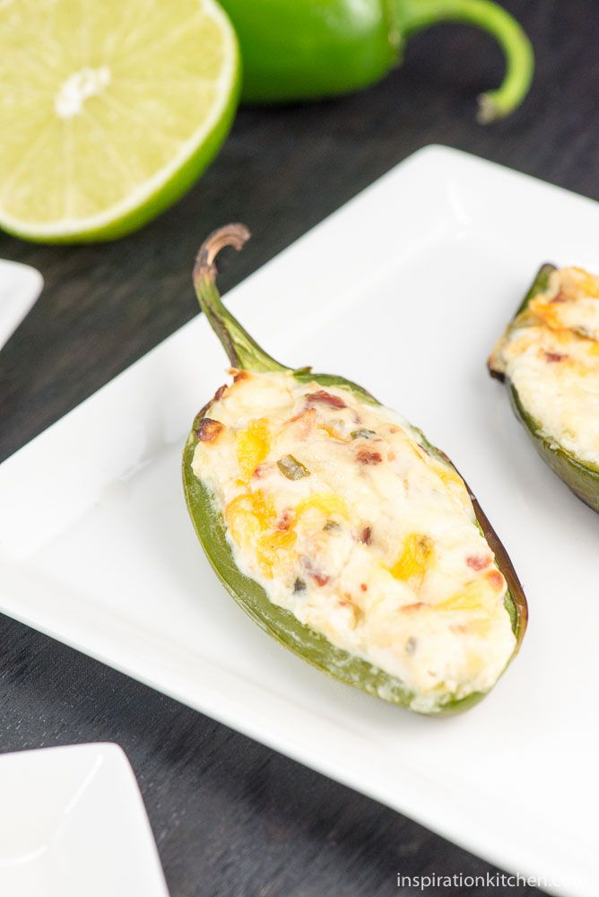 Grilled Jalapeno Poppers   Inspiration Kitchen