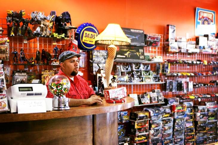 If you grew up somewhere between the '70s and '80s , you're gonna need to check out the Toy Shack next time you're in #LasVegas |  Ten unusual and fabulous stores from the #VegasInsiders