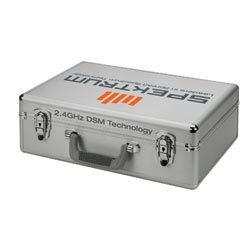 Spektrum Deluxe Aircraft Double Transmitter Case 6706 | eBay