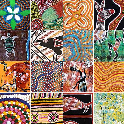 the art of the Indigenous Australians