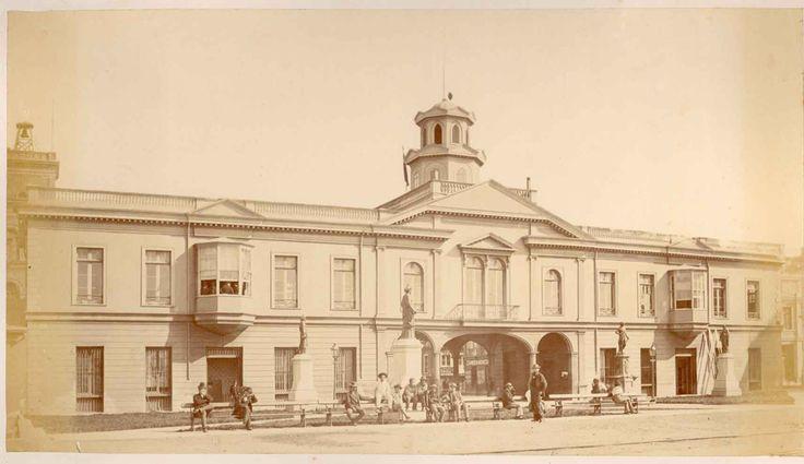 Primera Bolsa de Comercio de Valparaíso