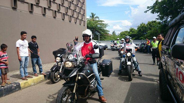BMW GS1200,Harley Davidson Ultra 2007 and Police 2006