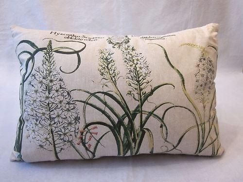 pottery barn accents botanical lumbar pillow 16x24 new sold out hyacinth flower 33 ebay hyacinth pillowthrow