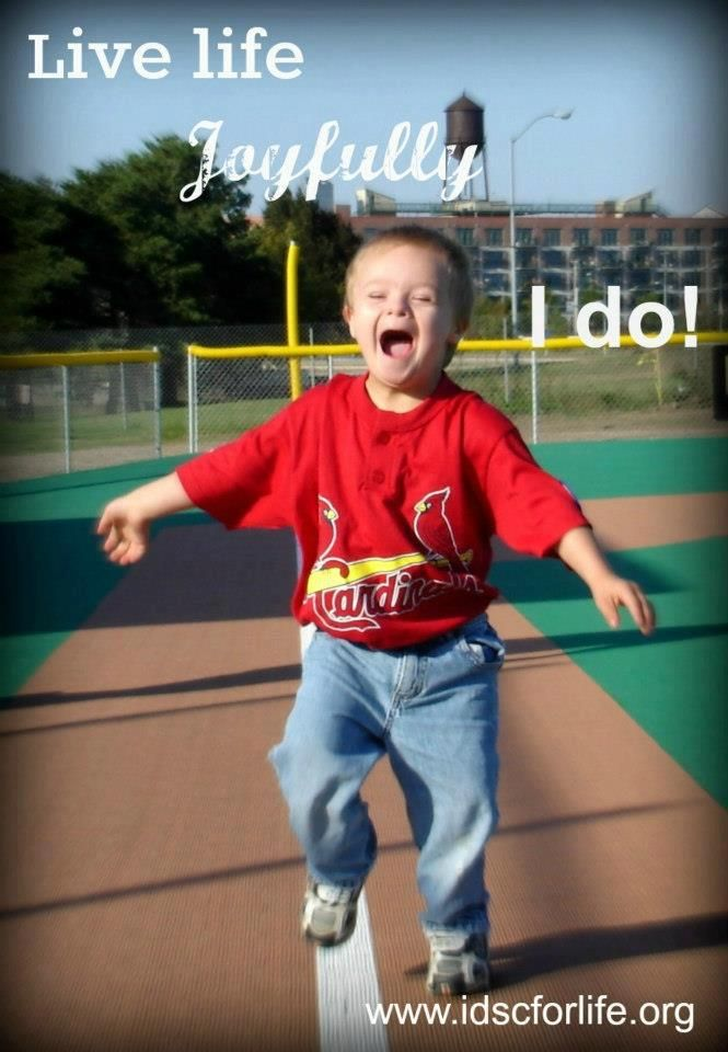 International Down Syndrome Coalition- IDSC: Live Life Joyfully!