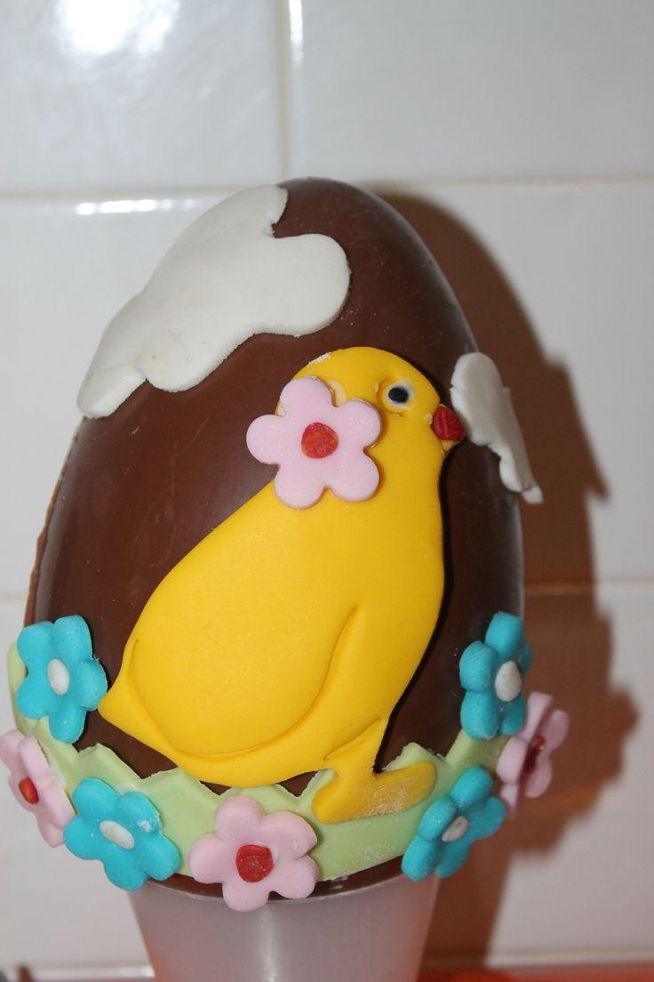 Uova decorate in pdz