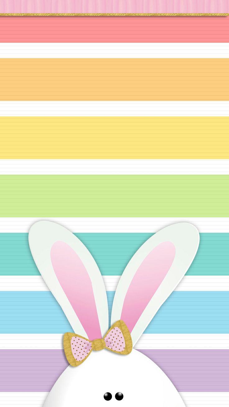 78 best ideas about iphone wallpaper glitter on pinterest - Easter bunny wallpaper ...