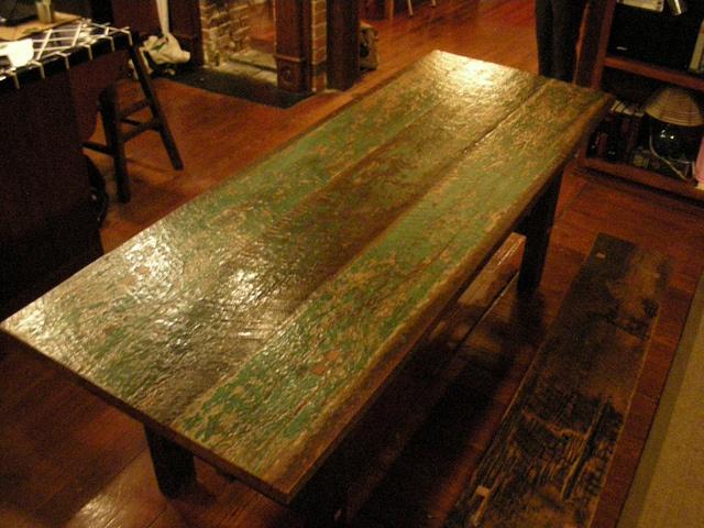 Trestle Farmhouse Style Table By Matthew Holdren, Via Flickr