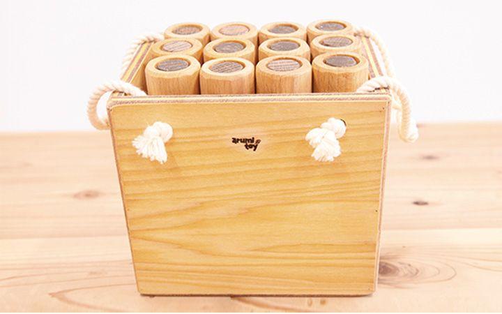 スレンダーブロック | 木のおもちゃ arumitoy:出産祝いに手作りで日本製の木のおもちゃ