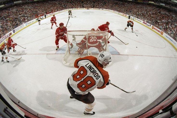 Why I'm a fan of the Philadelphia Flyers