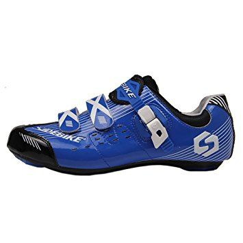 SIDEBIKE Men's Professional Sports Bike Road Cycling Shoes
