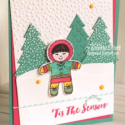 AEstamps a Latte...: Tis the Season for Sunday Stamps! #135
