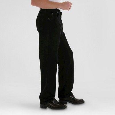 Wrangler Men's 5-Star Relaxed Fit Jeans - Black Wash 31X30