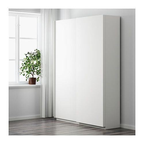 Pax wardrobe 150x44x201 cm ikea teen bedroom for Ikea pax system planner