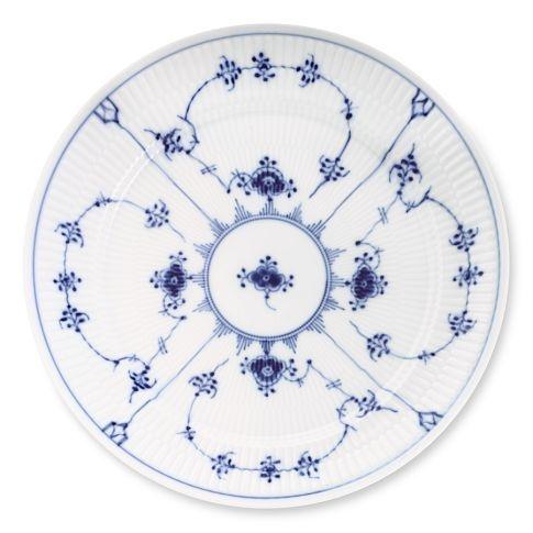 I love these Royal Copenhagen plates.